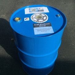 55 gallons