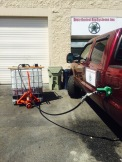fueling up the powerstroke